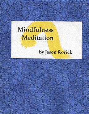 book cover of Mindfulness by Jason Rorick